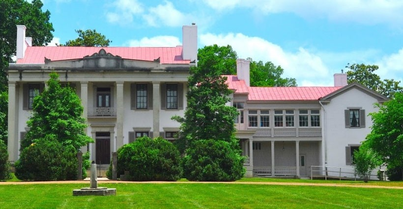 Belle Meade Mansion Tour