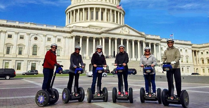 Bike And Roll: Sites By Segway