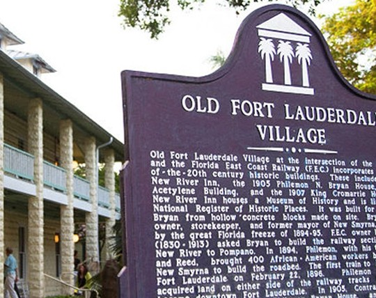Fort Lauderdale Historical Society – Three Museum Tour