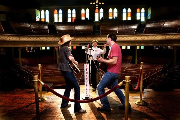 Ryman Auditorium Self Guided Tour