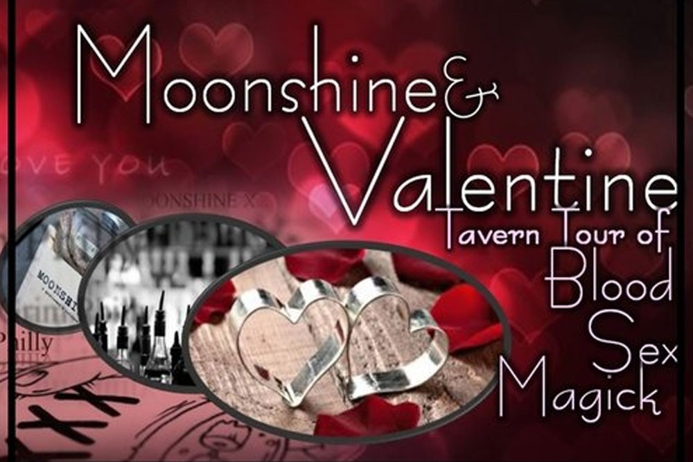 Moonshine & Valentine Tavern Tour by Grim Philly Twilight Tours