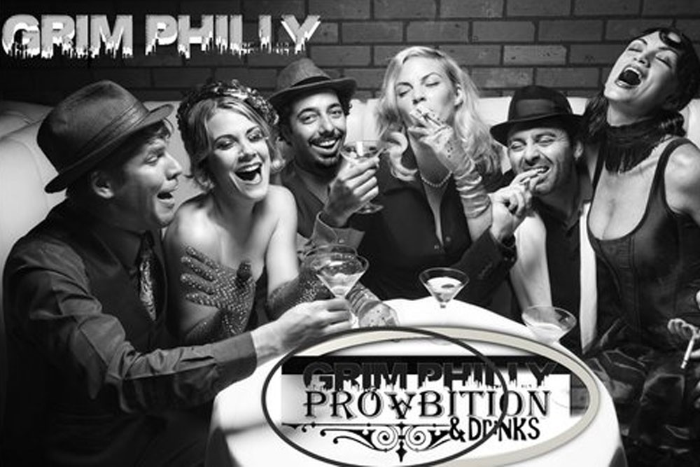 Bootlegger's Prohibition Pub Crawl by Grim Philly Twilight Tours