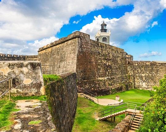 Historical Old San Juan Tour