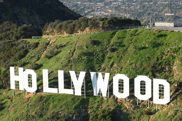 LA City, Hollywood Stars' Homes, and Beach Tour