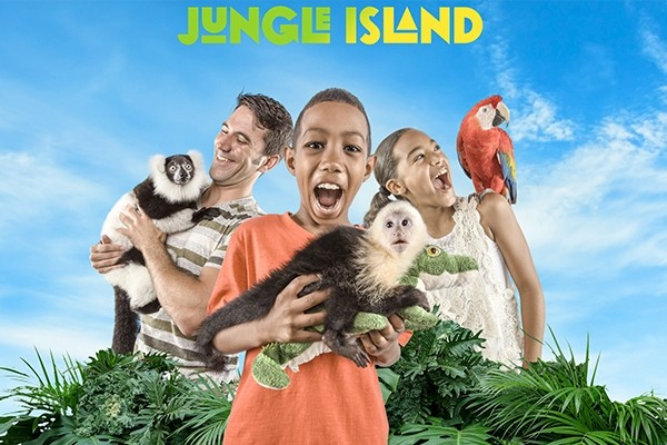 Jungle Island: General Admission + Escape Room