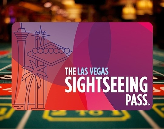 The SightseeingPass - Las Vegas FlexPass
