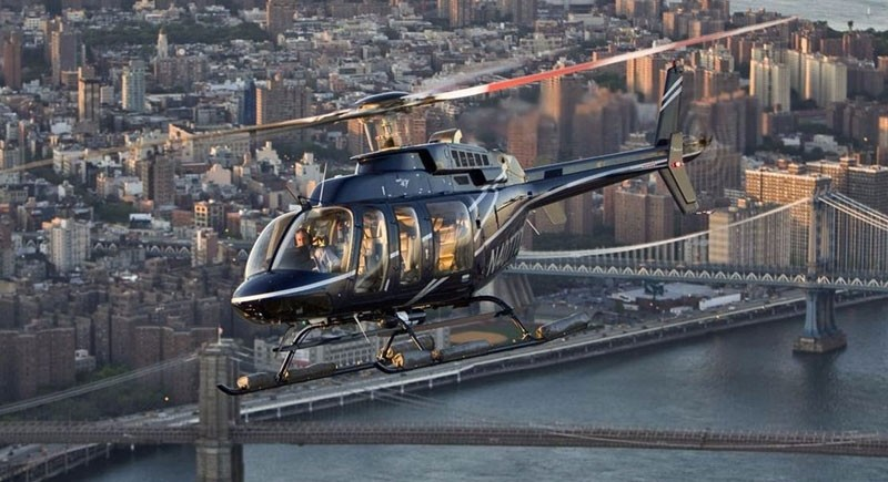 The Deluxe Helicopter Tour (25-30 Minute Tour)