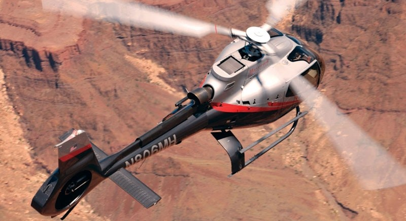 Maverick Airlines: Wind Dancer Helicopter Tour