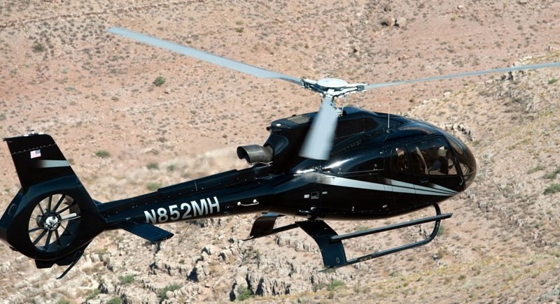 Maverick Airlines: Grand Canyon Helicopter Tour