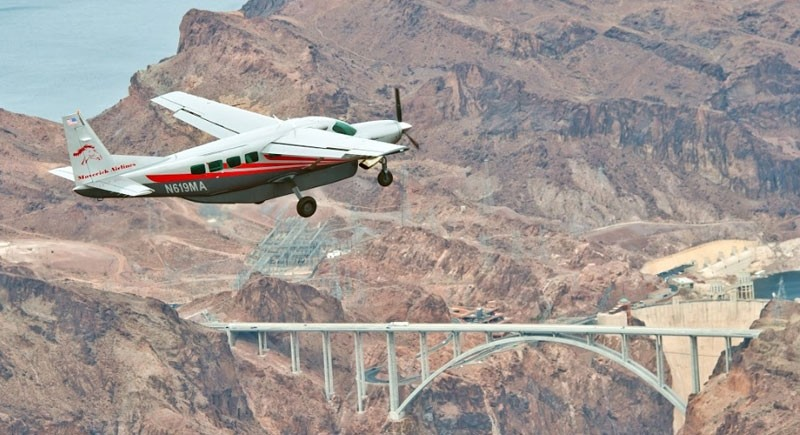 Maverick Airlines: Grand Canyon Explorer