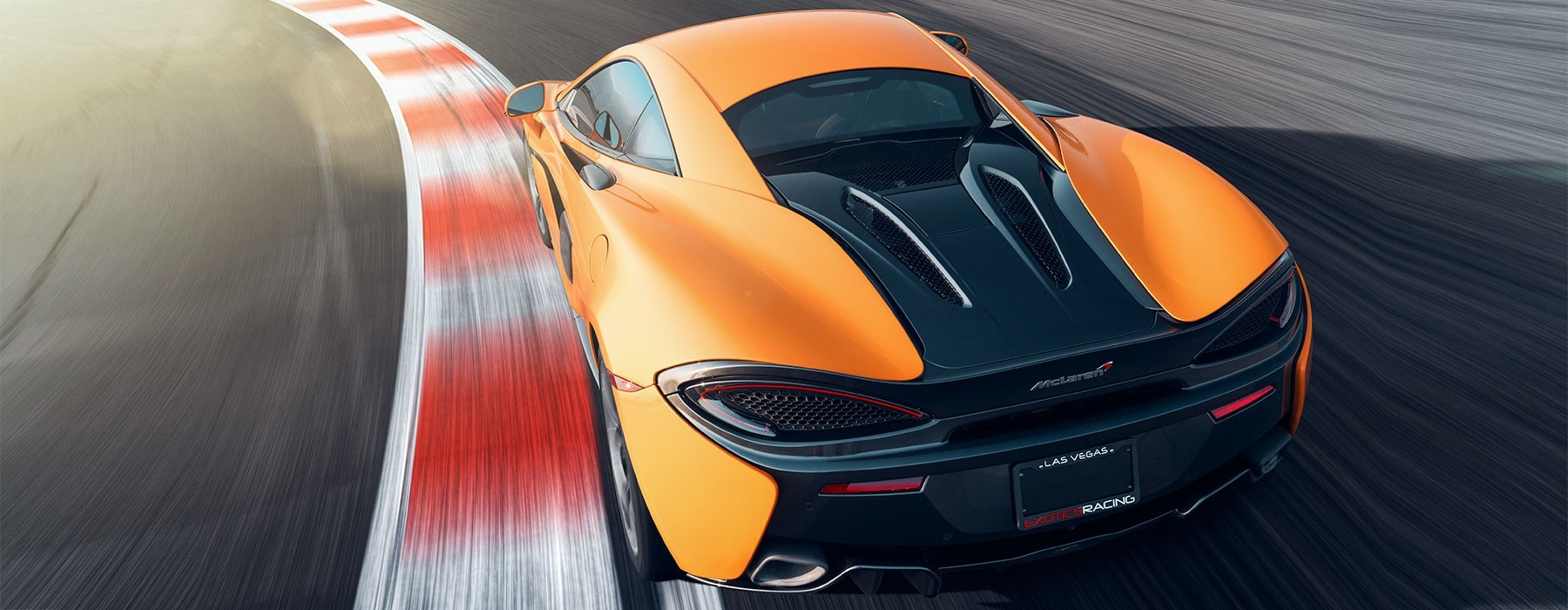 Dream Dealers Racing: McLaren 570S - 5 Laps