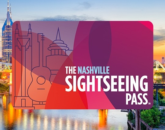 The Sightseeing Flex Pass - Nashville
