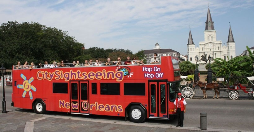New Orleans Hop-On Hop-Off Sightseeing Tour