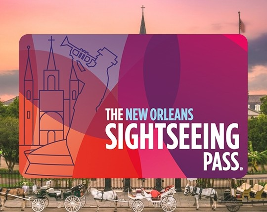 The Sightseeing FlexPass - New Orleans