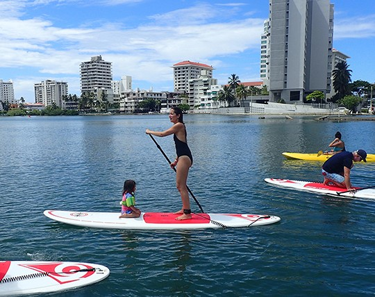 Stand Up Paddleboard Rental - 1 Hour