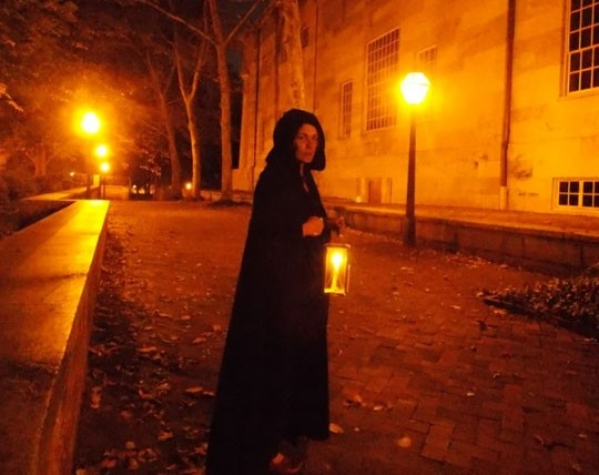 Ghost Tour of Philadelphia Candlelight Walking Tour
