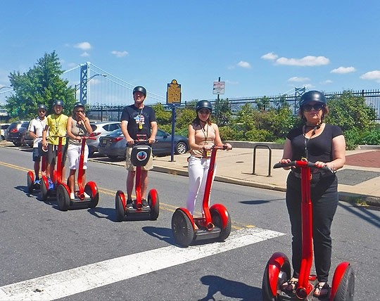 Segway Adventure (2 Hour)