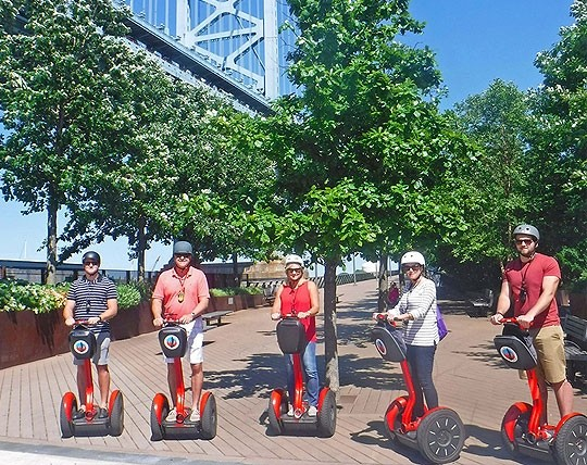 Segway Adventure (1 Hour)