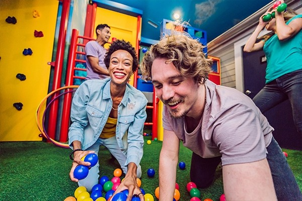 Playground at New Orleans Escape Room