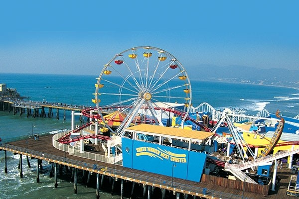 Hollywood & Santa Monica Pier Tour