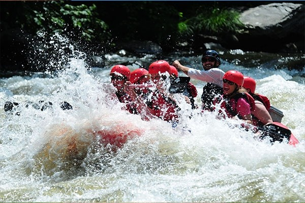 Smoky Mountains Rafting