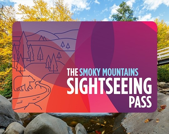 The Sightseeing Flexpass - Smoky Mountains