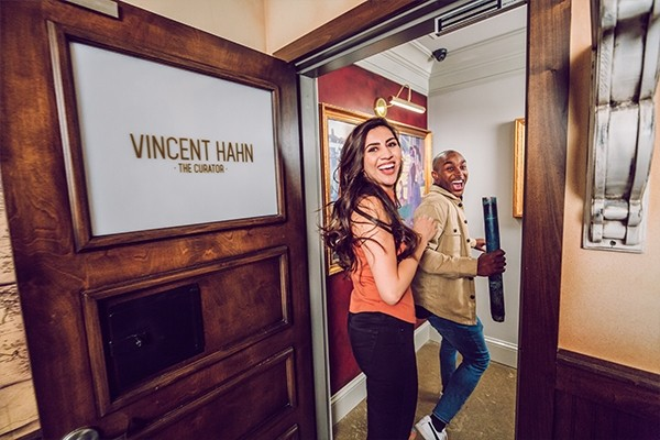 The Heist at New Orleans Escape Room