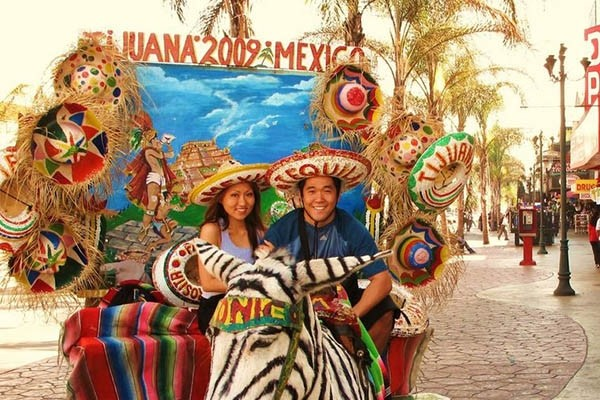 Tijuana Up & Down City Tour (incl. light sit down Mexican meal)