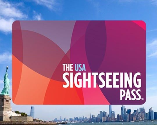 The Sightseeing FlexPass USA