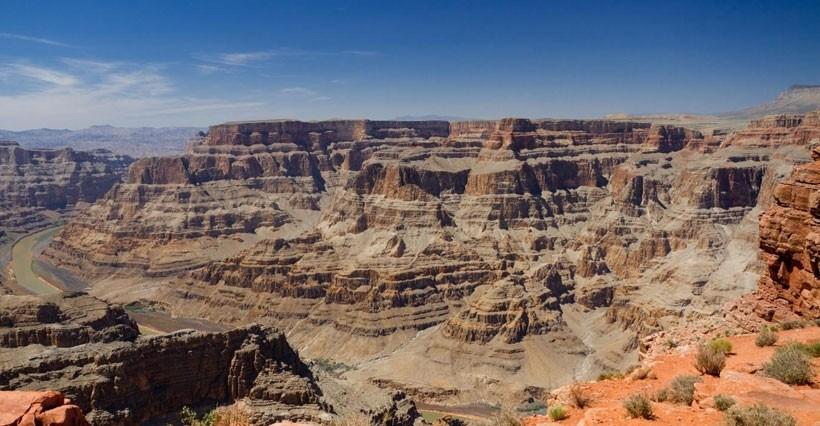 Grand Canyon South Rim Bus Tour + Helicopter Ride